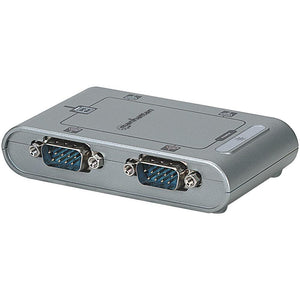 Manhattan 4-device Usb To Serial Converter ICI151047