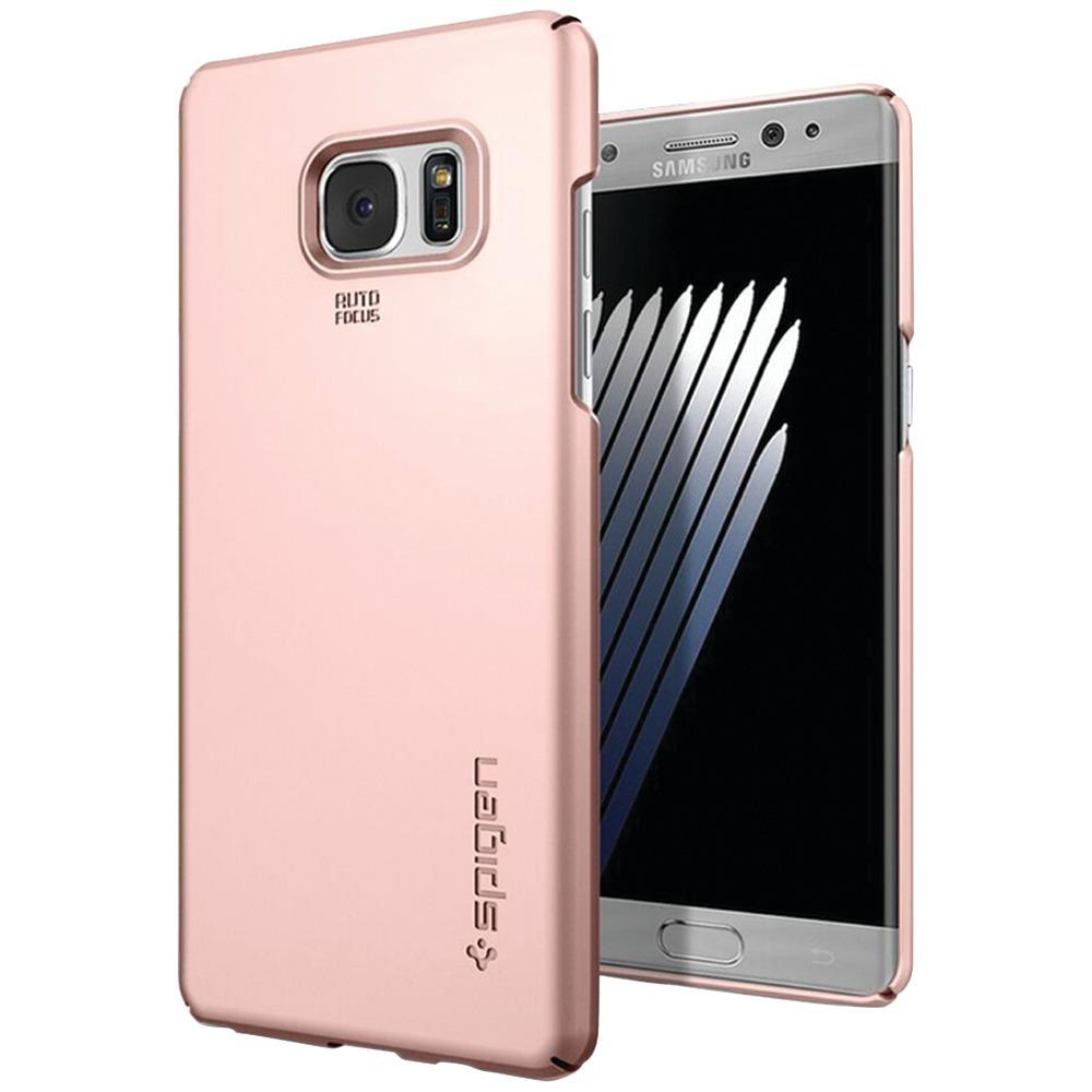 Spigen Thin Fit Case For Samsung Galaxy Note 7 (rose Gold) SGN562CS20398