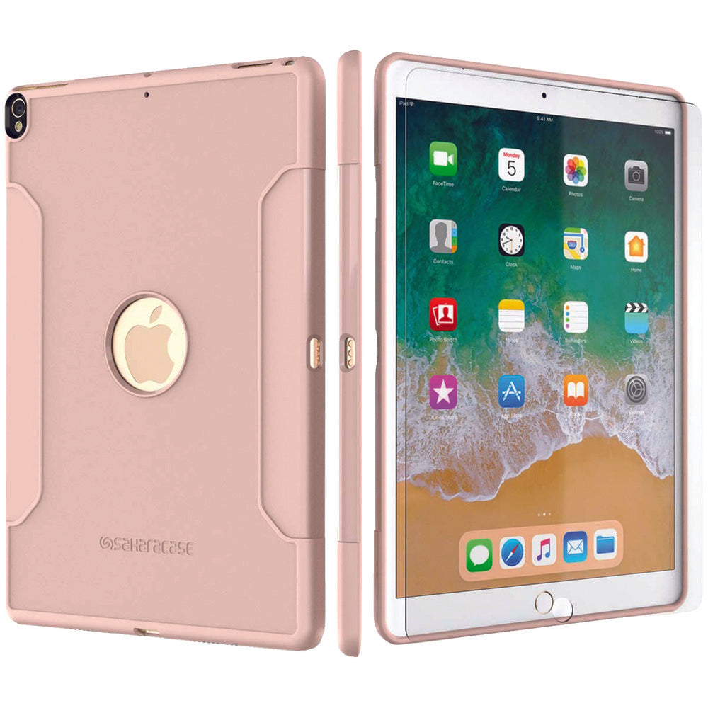 "Saharacase Classic Protective Kit For Ipad 10.5"" (rose Gold) SHRCIPD105ROG"