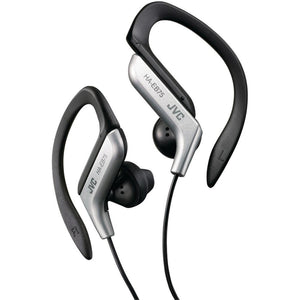 Jvc Ear-clip Earbuds (silver) JVCHAEB75S
