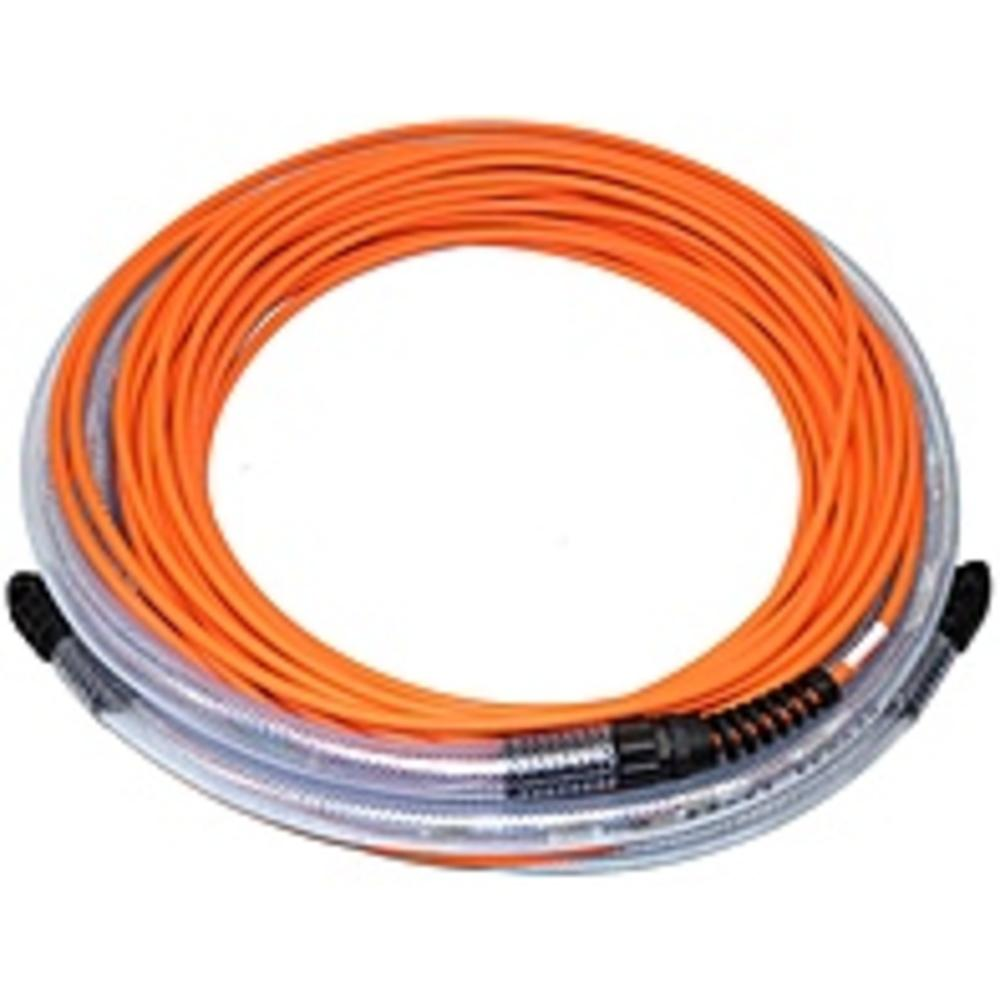 24METERLCLC12COR 24-meter Octopus Om3 Multimode Fiber Optic Cables - LC-LC-12 pair-connections