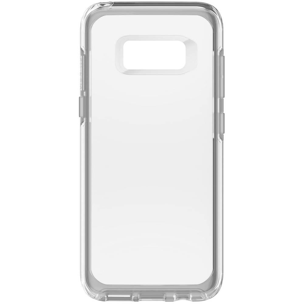 OtterBox Symmetry 660543414513 Hard Case for Samsung Galaxy S8 Smartphone - Clear