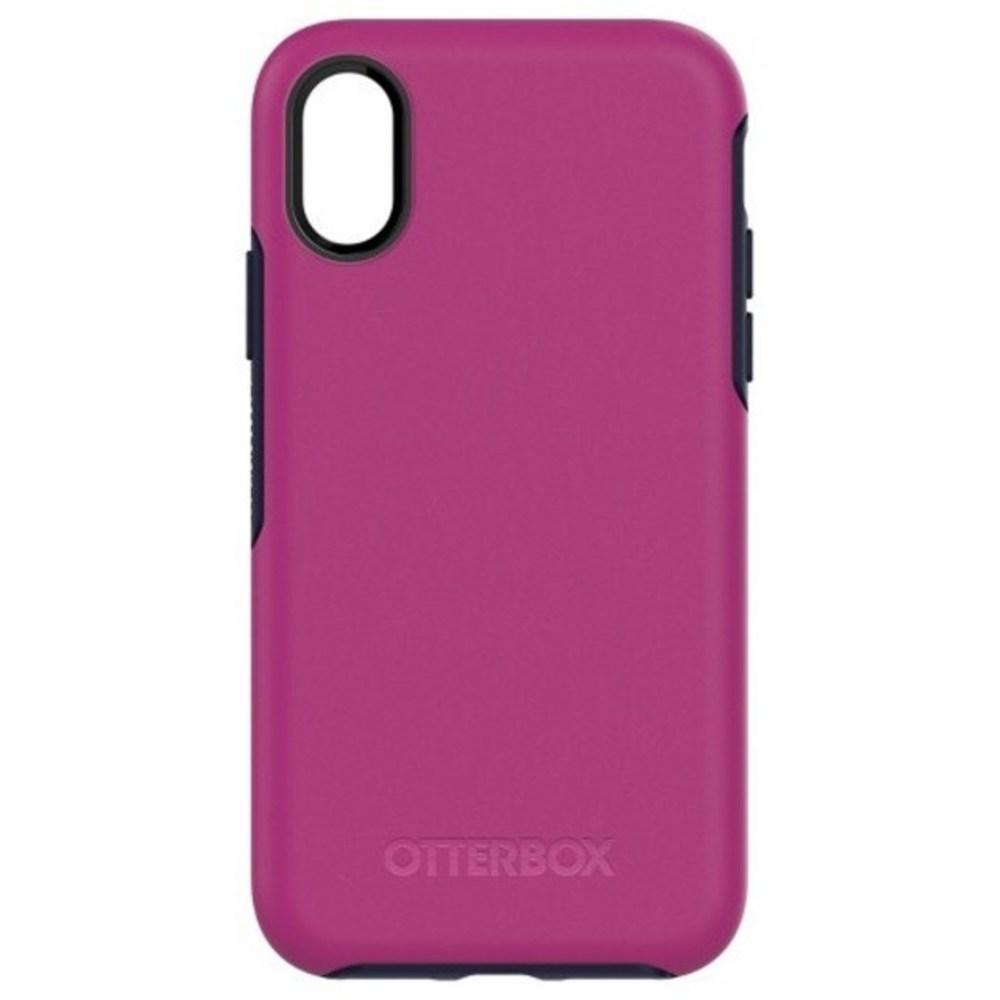 OtterBox 660543431633 Symmetry Case for iPhone X - Mix Berry Jam
