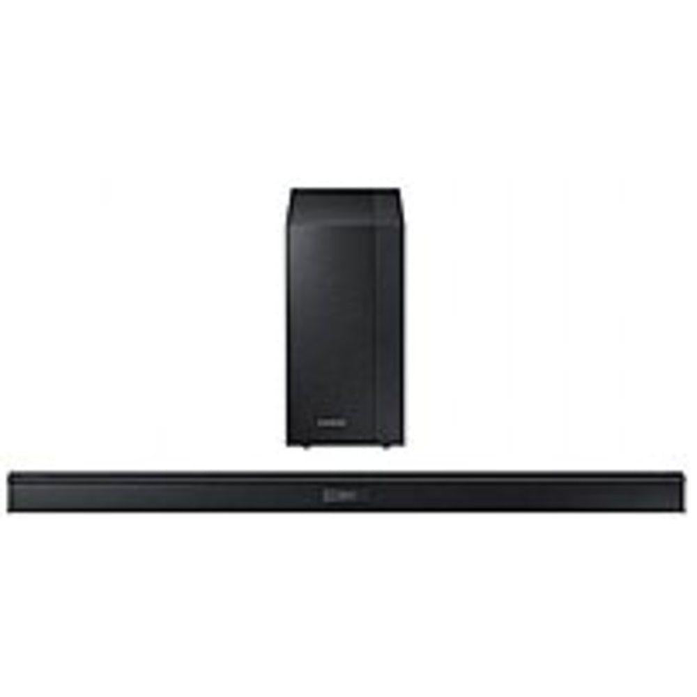 Samsung J-Series HW-JM45C 2.1 Channel Bluetooth Soundbar with Wireless Subwoofer - 300 Watts RMS - Black