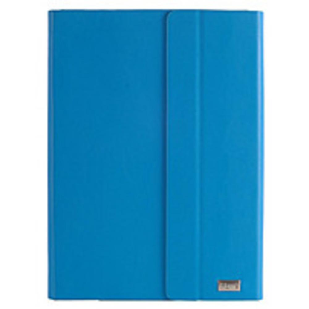 iHome IH-IP2105N Super Slim Bluetooth Keyboard Case for iPad - Blue
