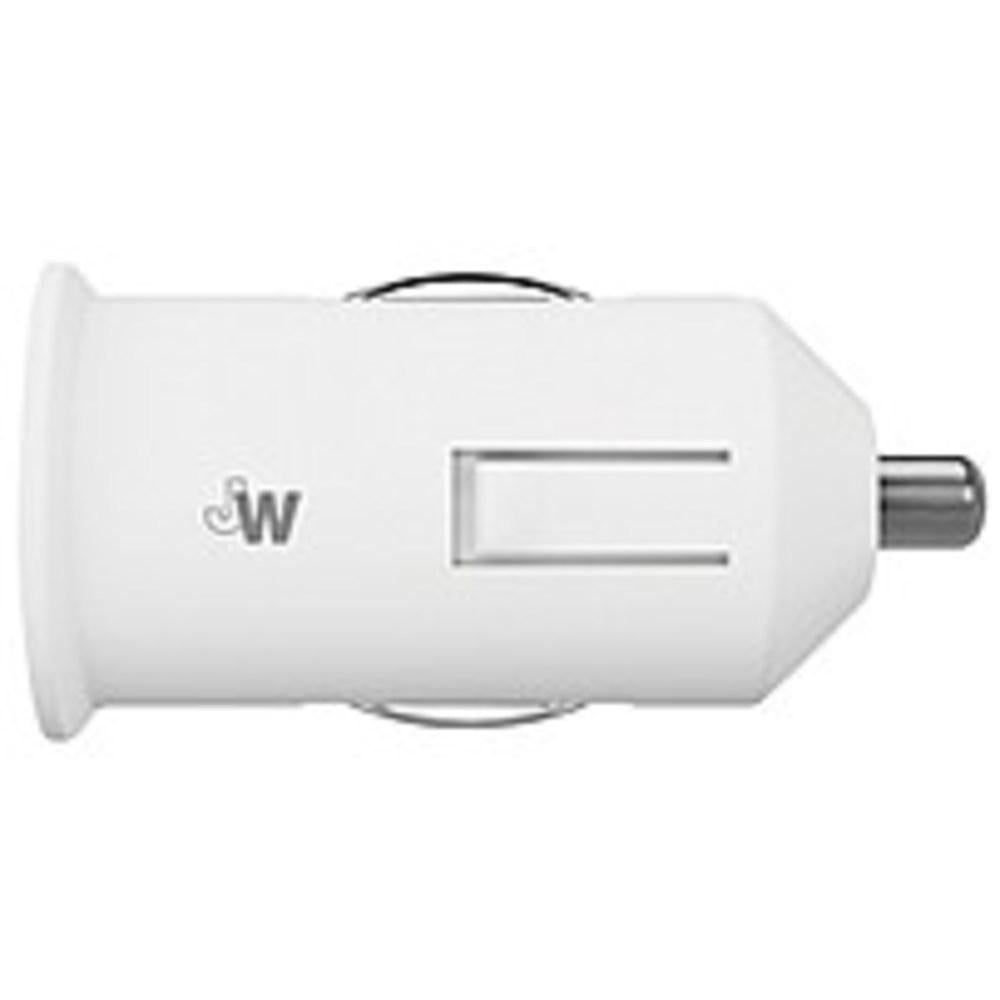 Just Wireless K-107319-MH 2.1 A USB Car Charger - White