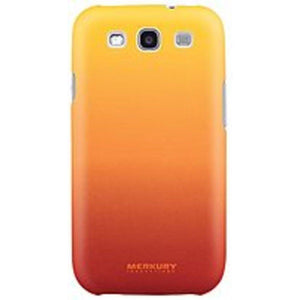 Merkury Innovations M-G3S135 HueBlend Slim Snap Case for Samsung Galaxy S3 - Orange