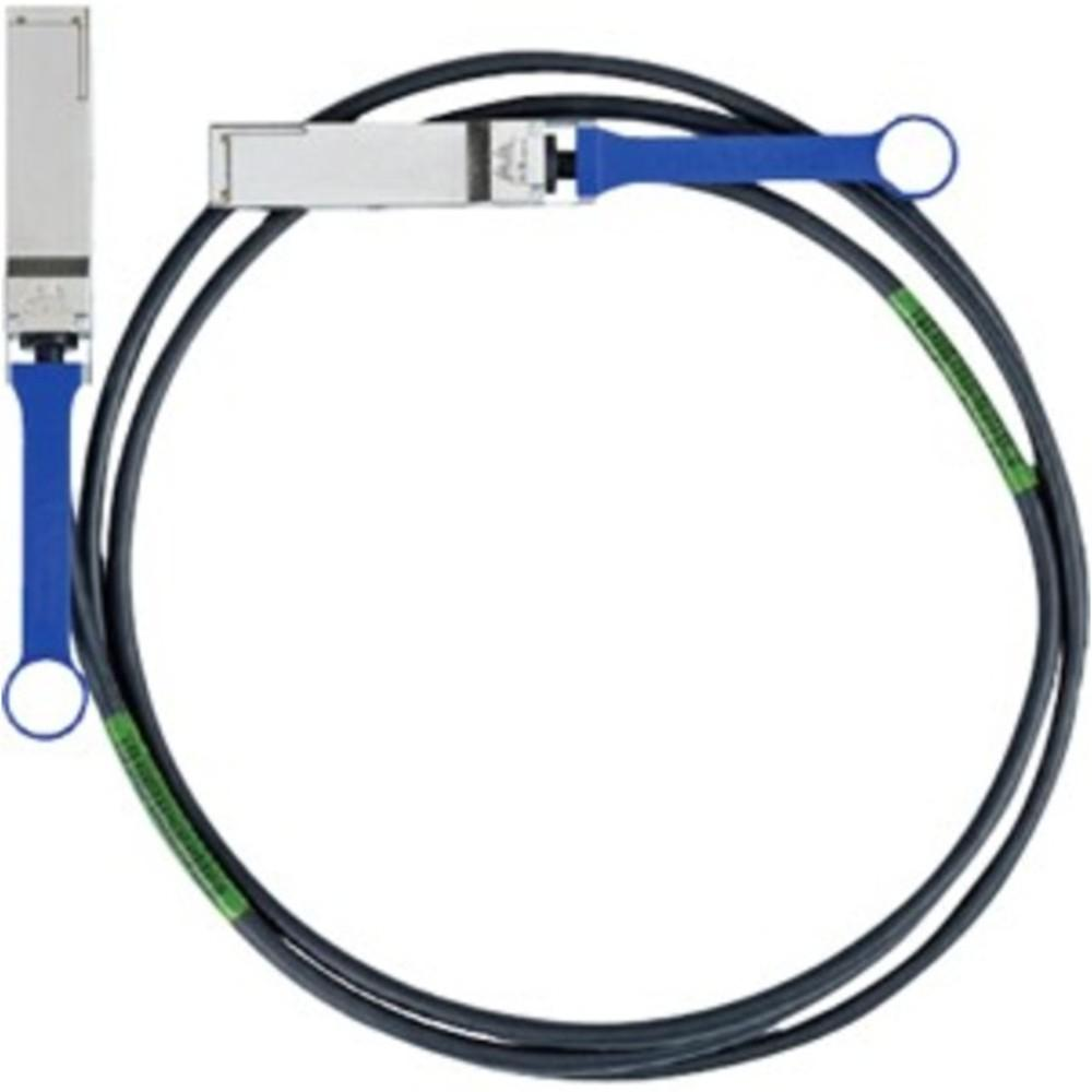 Mellanox Network Cable - for Network Device - 1.64 ft - 1 x QSFP - 1 x QSFP