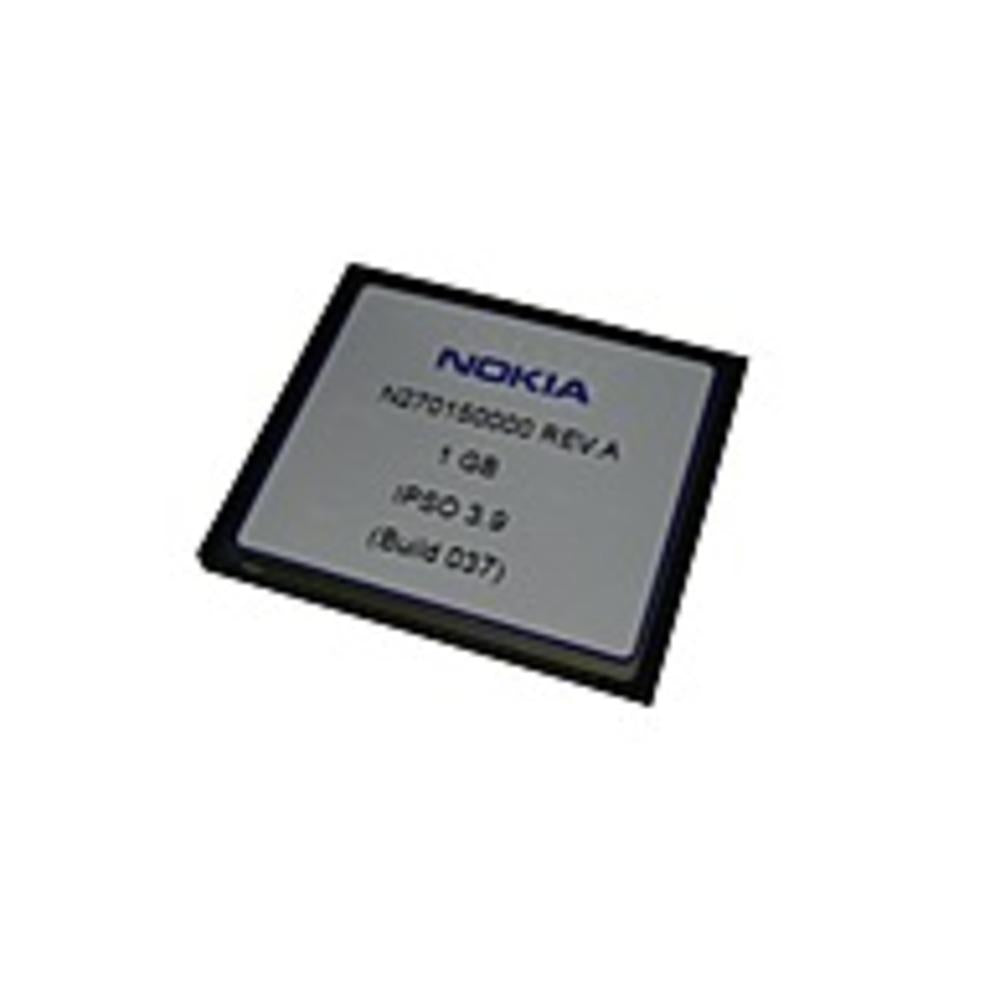Nokia - Flash (firmware) - 1 GB CompactFlash Card for Nokia IP1000