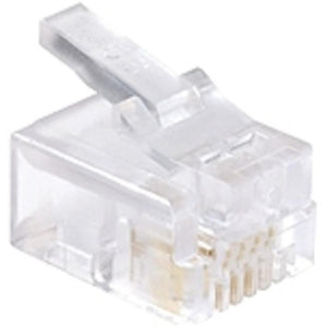 Belkin R6G044-25 RJ-11 Phone Connector - 25 Pack