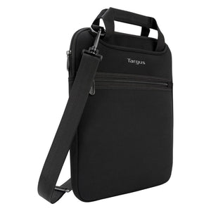 Targus Slipcase TSS913 Carrying Case (Sleeve) for 14 Notebook - Black - Neoprene - Handle, Shoulder Strap