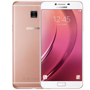 New Original Samsung Galaxy C7 Mobile Phone 4GB RAM 32/64GB ROM 16MP Camera 5.7 inch Smart Cell Phone 3300mAh Android6.0