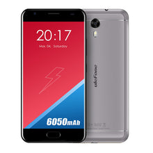 Ulefone Power 2 64GB 6050mah Mobile Phone Front Fingerprint 5.5 inch Android 7.0 MTK6750T Octa-core 1.5GHz RAM 4GB 1920 x 1080