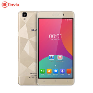 Bluboo Maya Android 6.0 MT6580A Quad Core 5.5 inch GSM/WCDMA Mobile Phone 2GB RAM+16GB ROM 13.0MP+8.0MP 1280*720 3000mAh