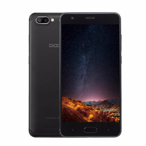 Original Doogee X20 ROM 16GB Smartphone MTK6580 Quad Core 5.0 Inch Android 7.0 RAM 2GB GPS 3G Cellphone OTA Dual Back Camera