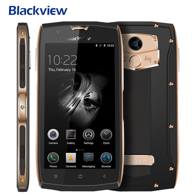 Blackview BV7000 Smartphone 5.0 inch Corning Screen 2GB RAM 16GB ROM Android 7.0 MTK6737T Quad Core 1.5GHz Dual SIM 4G OTG NFC