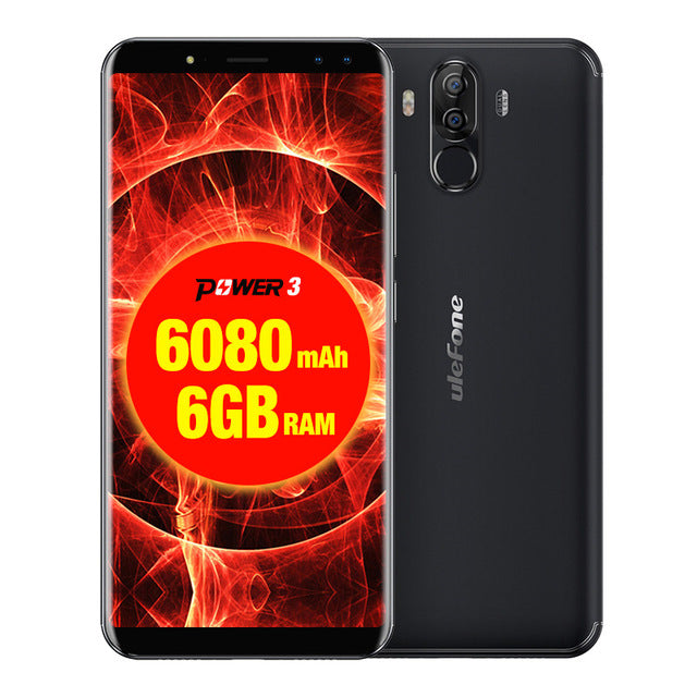 Ulefone Power 3 6.0
