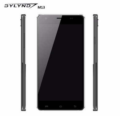Original BYLYND M13 cheap celular 4G LTE mobile phones 13MP 16GB ROM Quad Core 1920x1080 Android 5.1 Smartphones free earphone