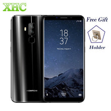 HOMTOM S8 5.7'' SmartphoneS 18:9 Aspect ratio RAM 4GB ROM 64GB 13MP/16MP Android 7.0 Octa Core Fast charge Dual SIM Mobile Phone