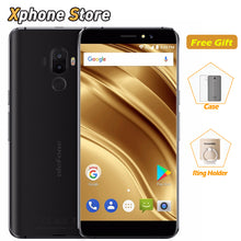 Ulefone S8 Pro 2GB/16GB Fingerprint Identification Dual Back Cameras 5.3'' Android 7.0 MTK6737 Quad Core 64-bit up to 1.3Gz OTG