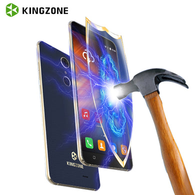 KINGZONE S3 Shockproof Smartphone 5 Inch Android 6.0 Quad Core 1GB RAM 8GB ROM Telefone Celular Fingerprint 3G Mobile Phone GPS