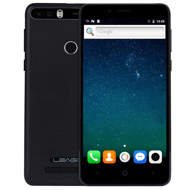 LEAGOO KIICAA POWER 3G Smartphone 5.0 inch Android 7.0 Quad Core 2GB 16GB 4000mAh Battery 5MP 8MP Cameras Mobile Phone