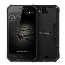 "Blackview BV4000 Pro IP68 Waterproof shockproof Mobile Phone 3680mAh Android 7.0 8MP 4.7"" 2GB+16GB MTK6580A Quad Core Smatphone"