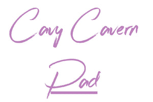 MADE TO ORDER Removable Pad For Cavy Cavern