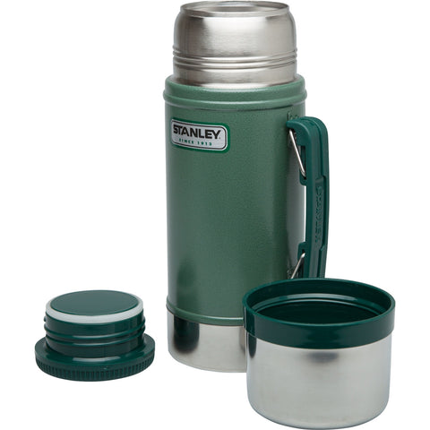Classic Vacuum Food Jar 709ml Green [10-01229-020_STOCK]