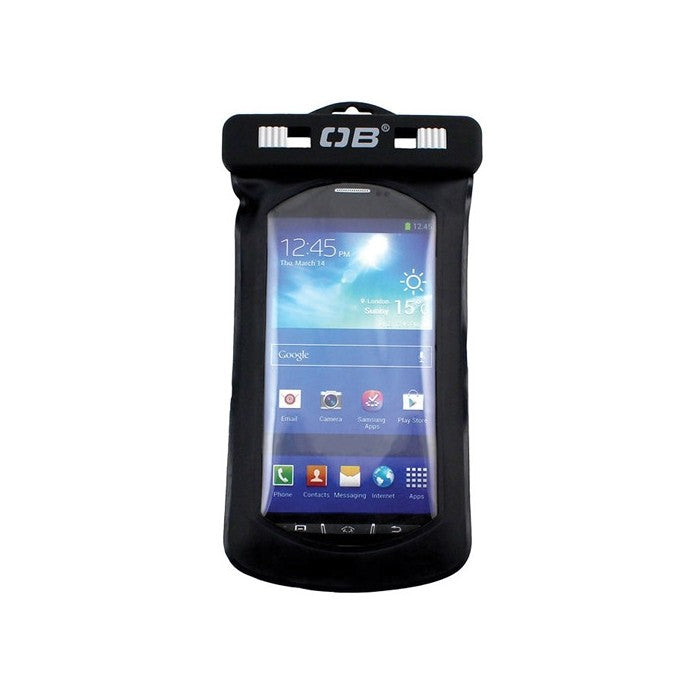 Waterproof Phone Case & Bike Mount [OB1156BLK_STOCK]