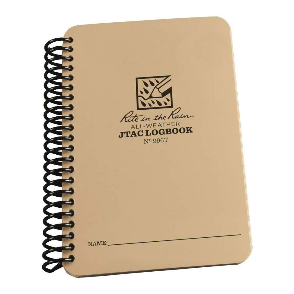 Tactical Jtac Logbook [R-996T_STOCK]