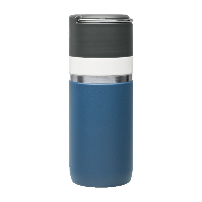 GO Bottle with Ceramivac 0.47L Tungsten [10-03107-008_STOCK]
