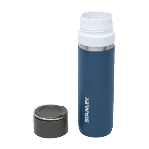 GO Bottle with Ceramivac 0.70L Tungsten [10-03108-008_STOCK]