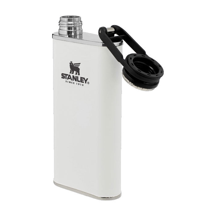 New Classic Easy-Fill Wide Mouth Flask 0.23L Polar [10-00837-128_STOCK]
