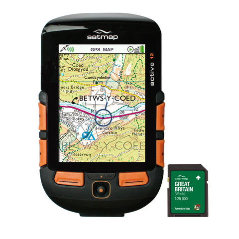 REFURB Satmap Active 12 GB Adventure [REFURBISHED]