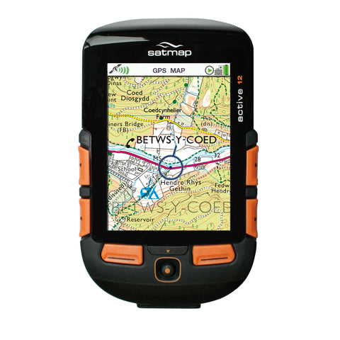 REFURB Satmap Active 12 SOLO Edition [REFURBISHED]