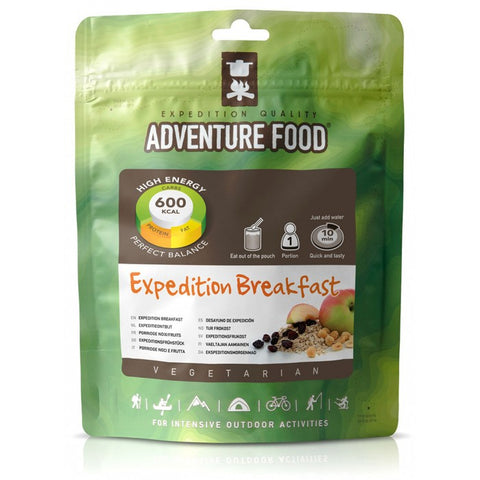 Breakfast Expedition - 1 person [TM-1EB_STOCK]