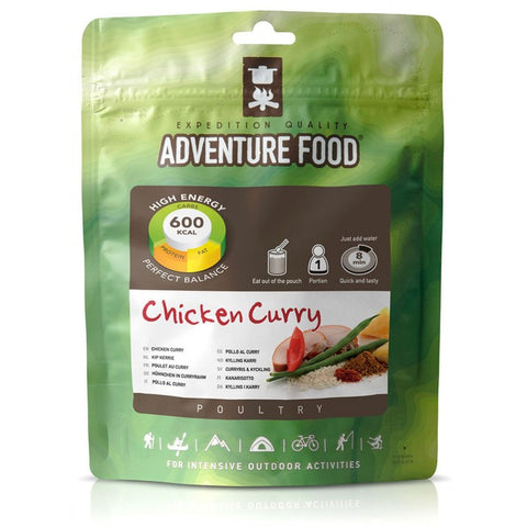 Meal Chicken Curry - 1 person [TM-1RC_STOCK]