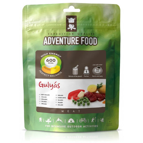Meal Gulyas (Goulash) - 1 person [TM-1GH_STOCK]