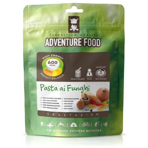 Vegetarian Meal Pasta al Funghi - 1 person [TM-1PF_STOCK]