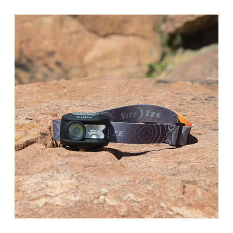 Radiant® 200 Headlamp Black/Grey [R200H-09-R7_STOCK]