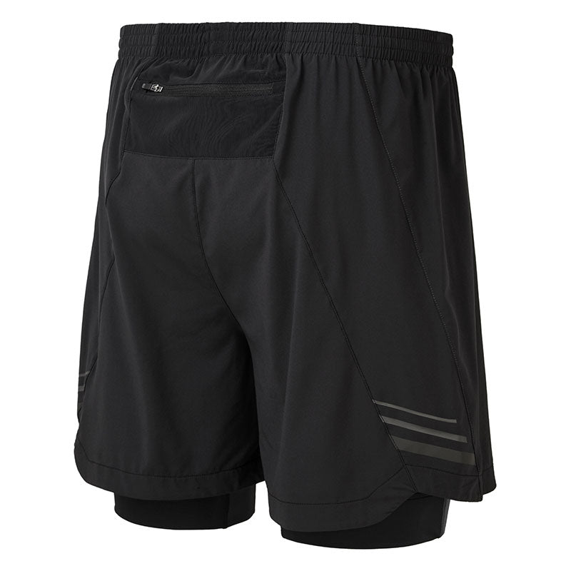 "Men's Stride Twin 5"" Short [RH-003939_STOCK]"