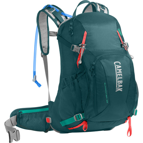 Sundowner Lr 22 100 Oz Deep Teal/Hot Coral [1153402900_STOCK]
