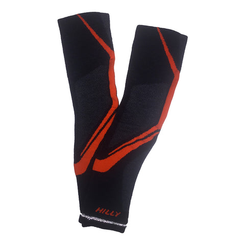H00008 Black / Fluo Orange