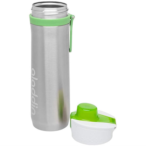 Active Hydration Stainless Steel Vacuum Bottle 0.6L - Green [10-02674-004_STOCK]
