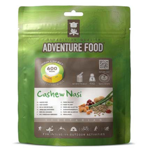 Vegetarian Meal Cashew Nasi - 1 person [TM-1RW_STOCK]