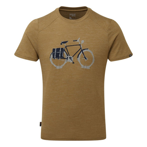 Pedal Tee [SP-004614_STOCK]