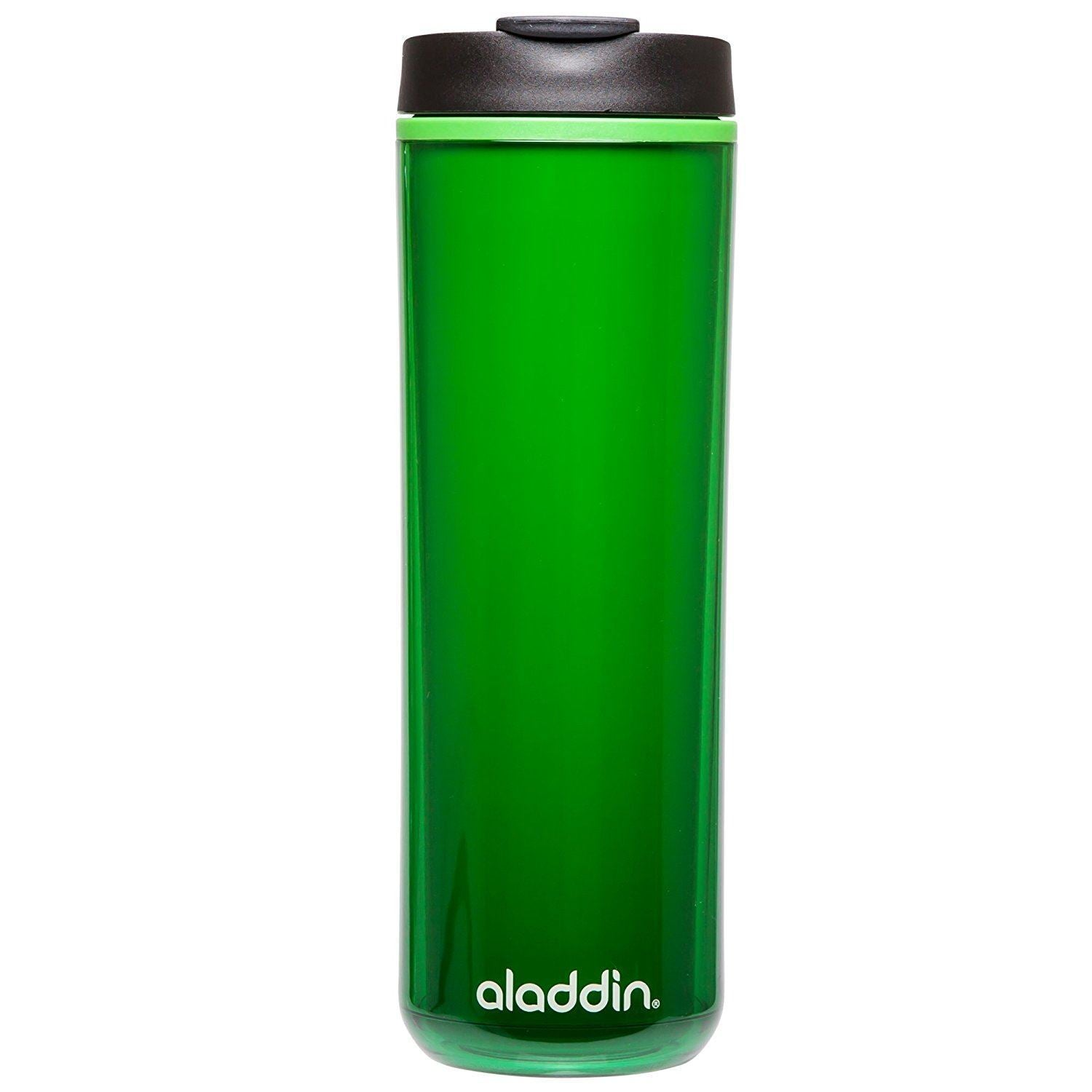 Insulated Plastic Mug 0.47L Green [10-01918-048_STOCK]
