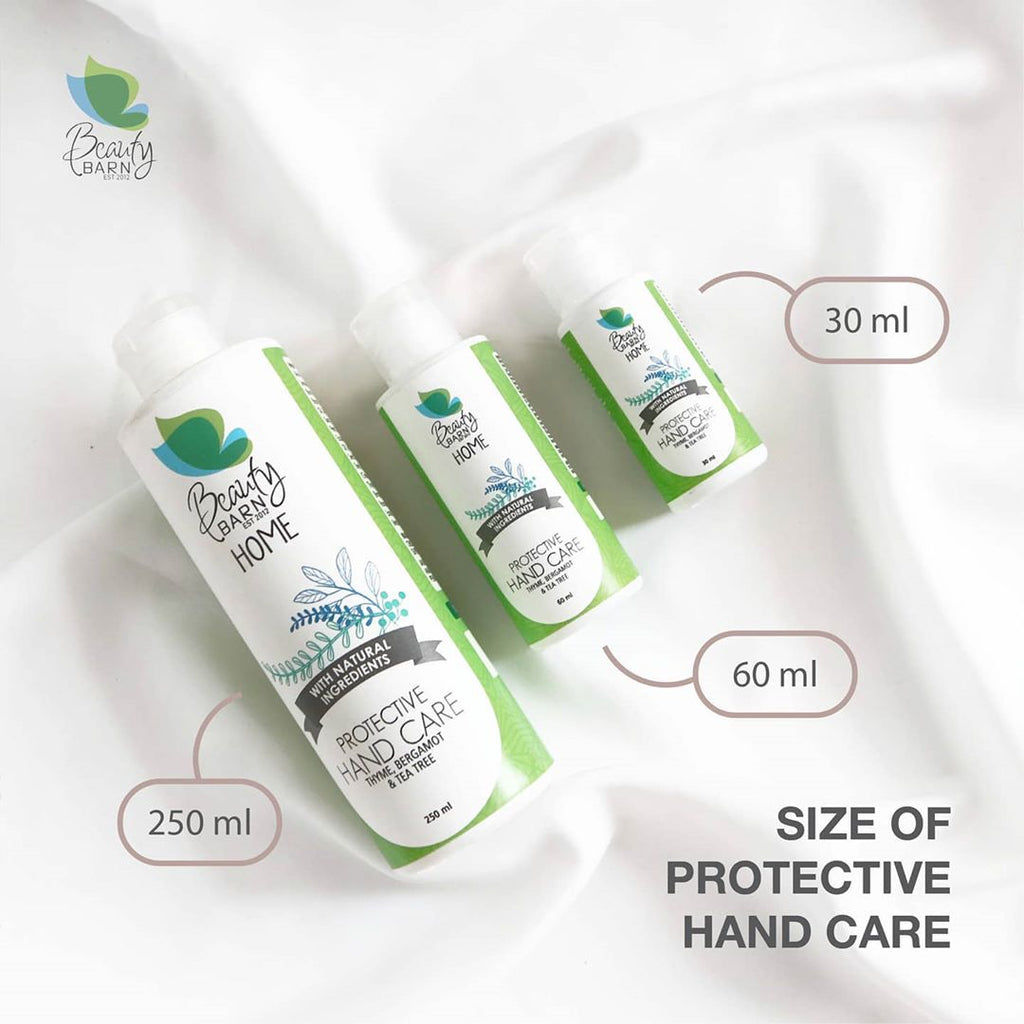 Size of The Protective Hand Care