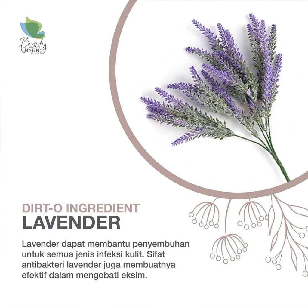 "Dirt-O Ingredient ""LAVENDER"""